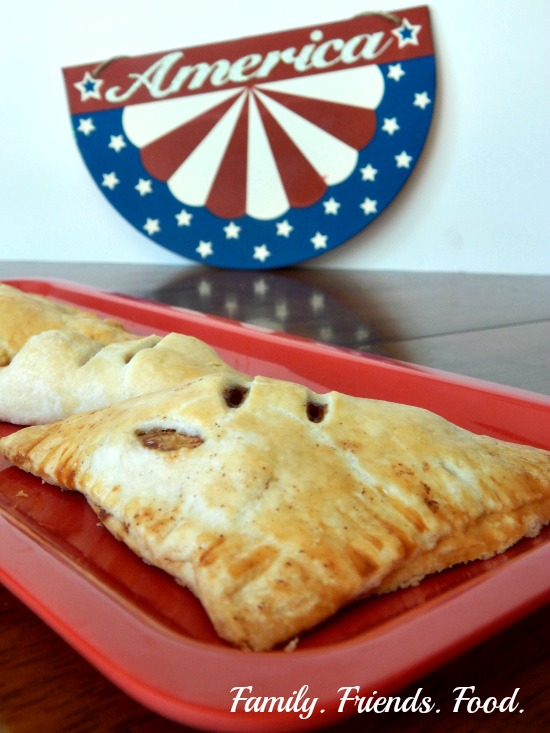Grandpa's Favorite Apple Turnovers- Family. Friends. Food. #recipe #marine #turnovers